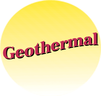 Geothermal Button